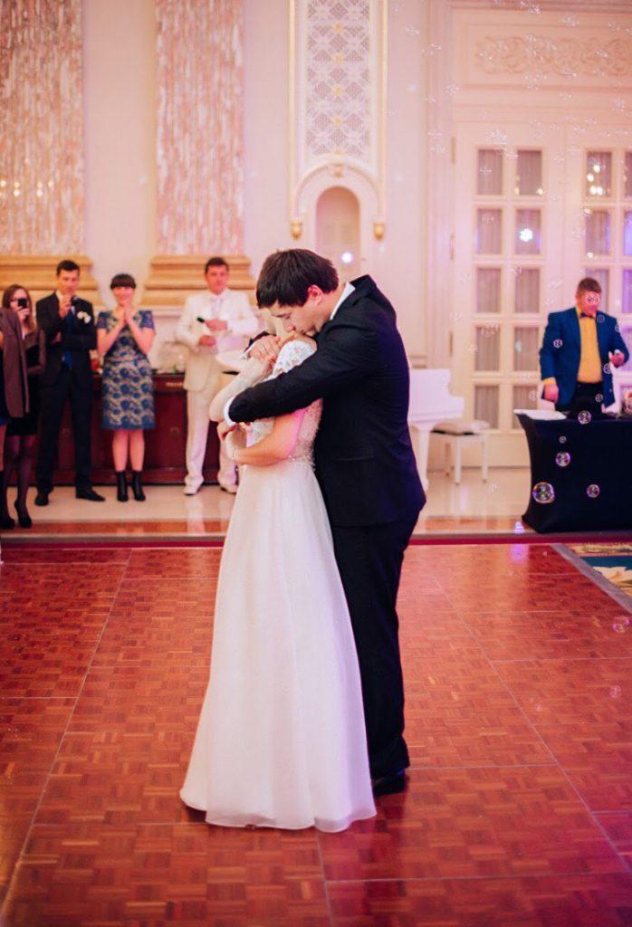 Свадебный танец для Романа и Аллы.