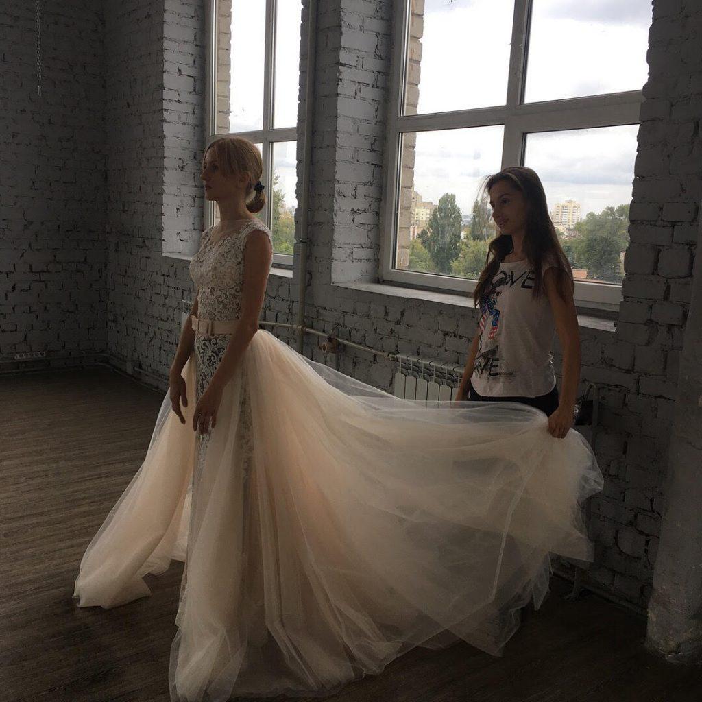 Финальная репетиция. Свадебный танец для Марины и Дмитрия.