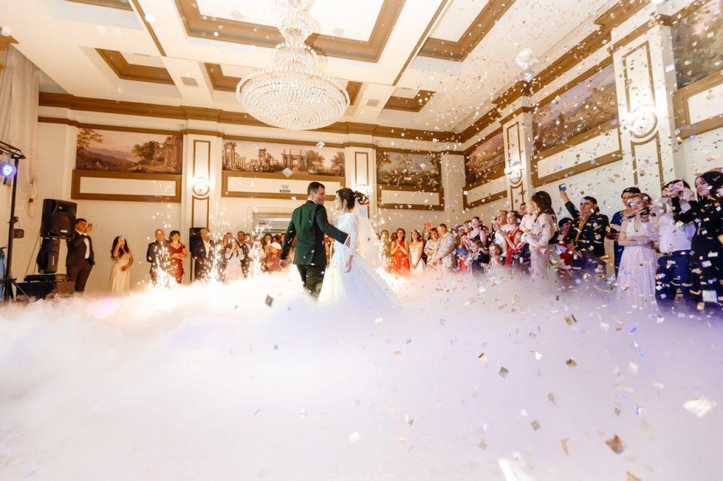 Свадебная пара Романия и Дмитрий