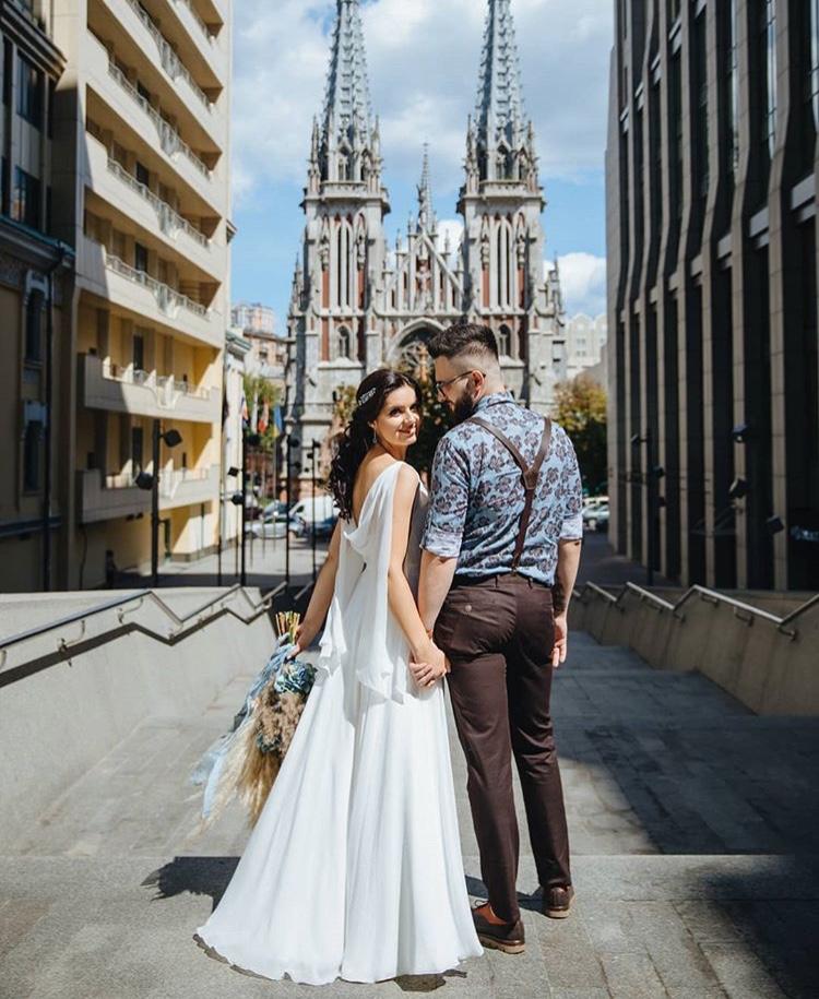 Открытая, эмоциональная и позитивная пара, Оксана и Егор
