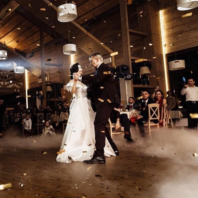Свадебная пара Алина и Роман